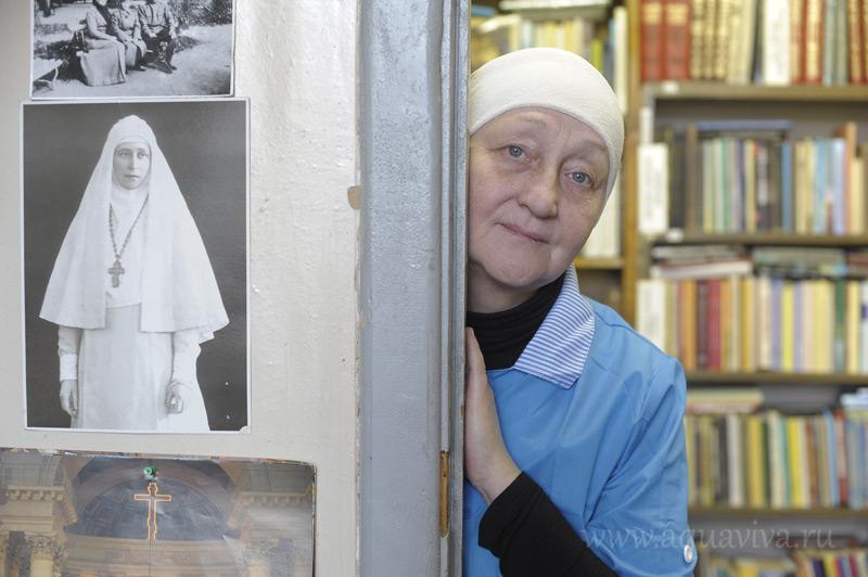 Надежда Койвистонен, преподаватель финского языка, библиотекарь
