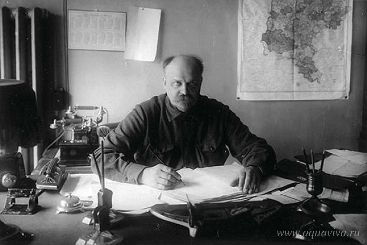 Д.И. Курский (1874–1932), народный комиссар юстиции РСФСР