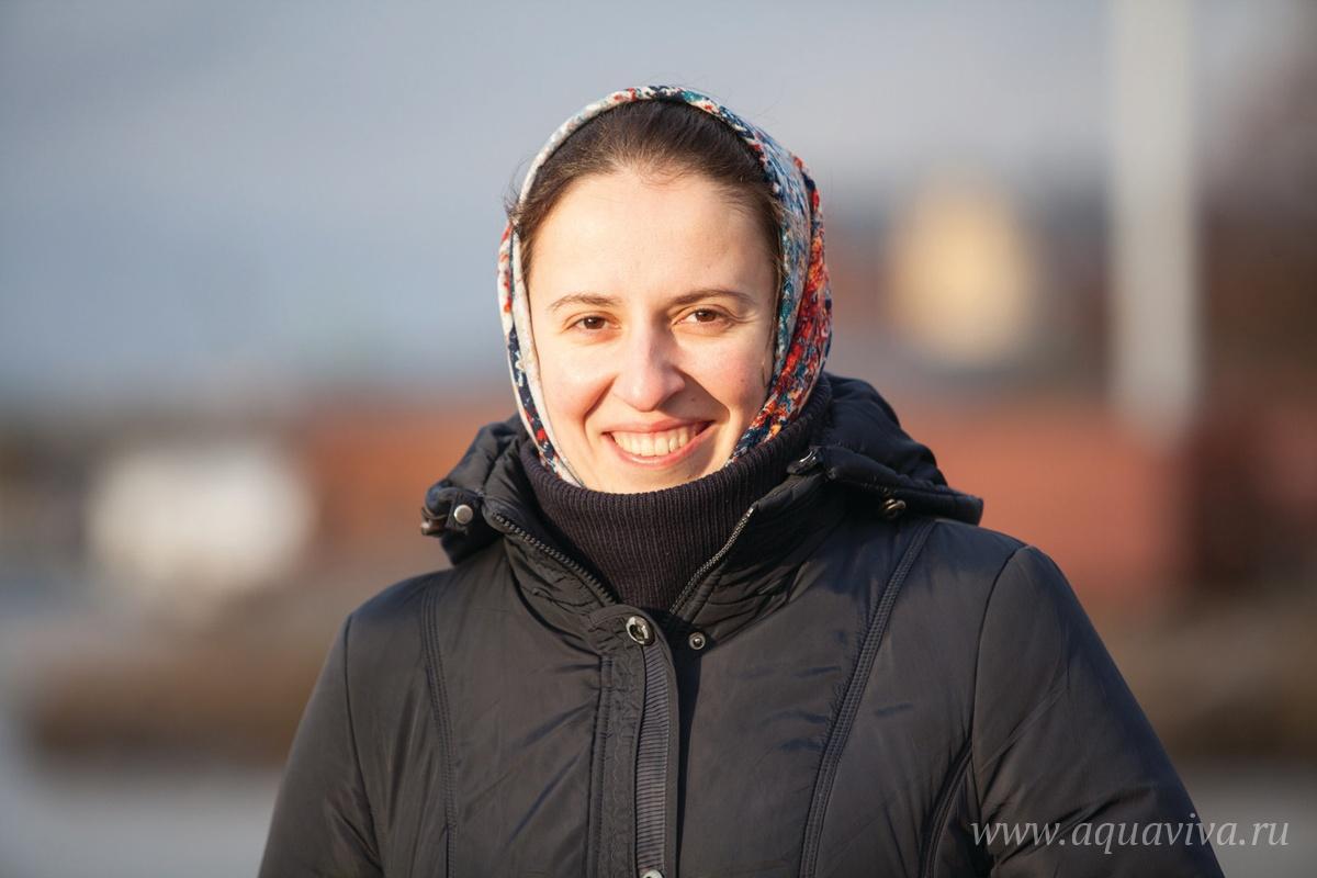 Виктория Воуба