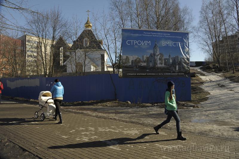 Выборгский храм священномученика Игнатия Богоносца пока единственный в Санкт-Петербургской митрополии с подобным посвящением