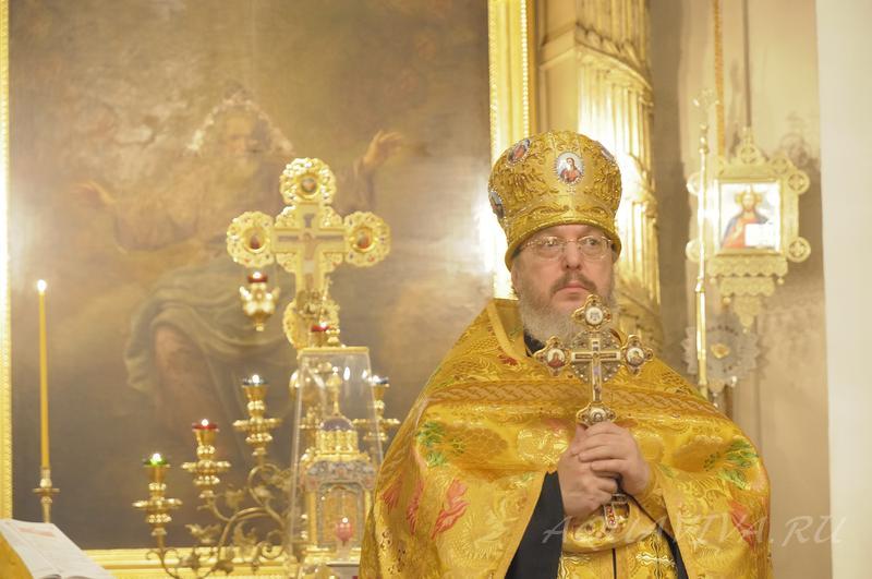 настоятель Андреевского собора