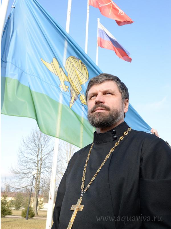 Протоиерей Михаил Карпушкин