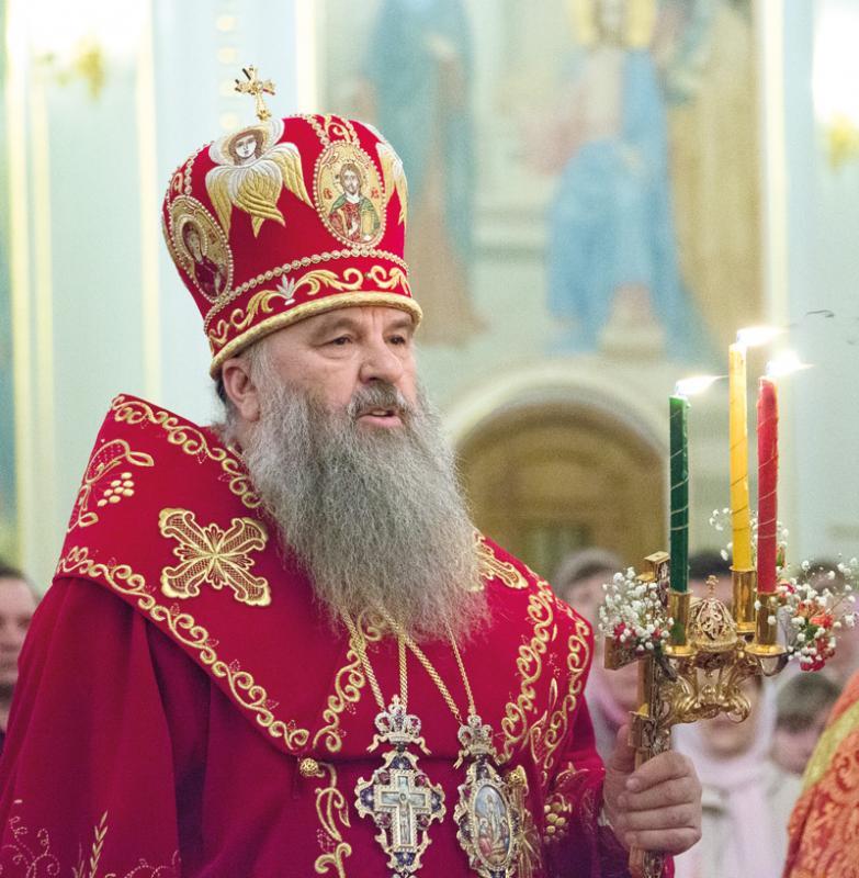 митрополит варсонофий санкт-петербургский и ладожский биография