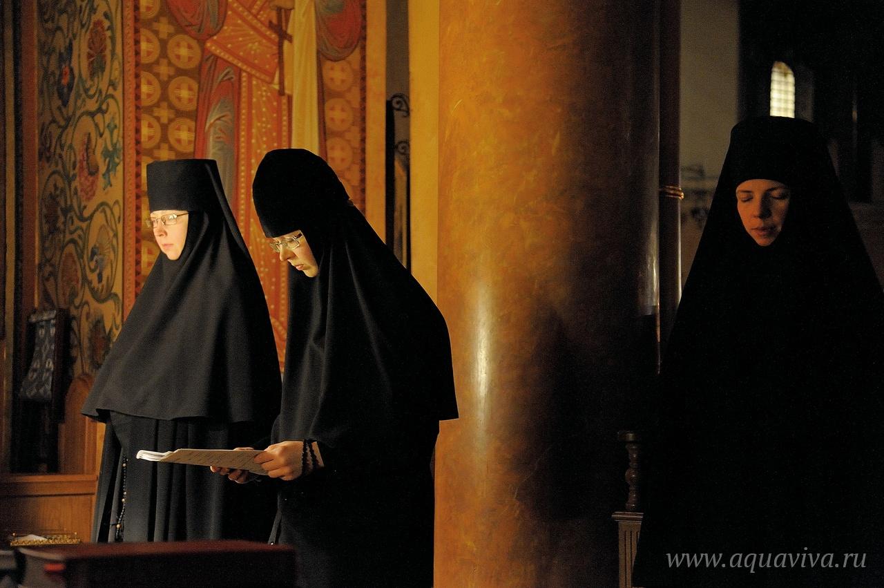 Главное делание сестер — молитва