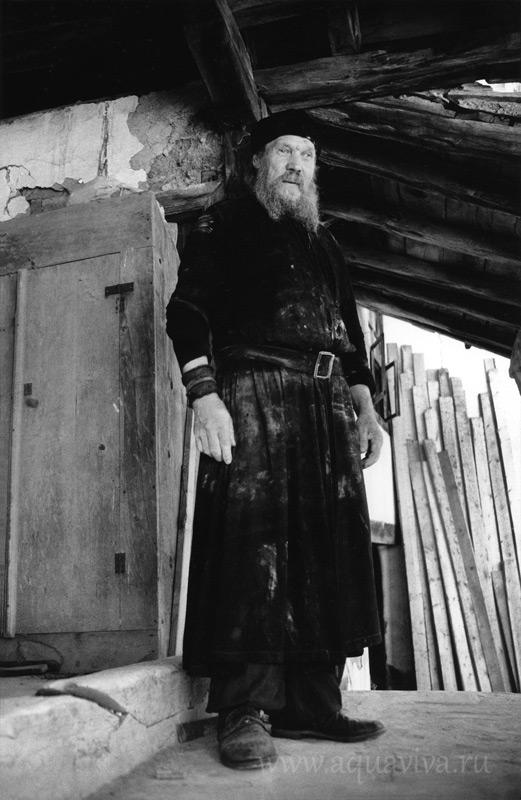 Андреевский скит. 1996 год