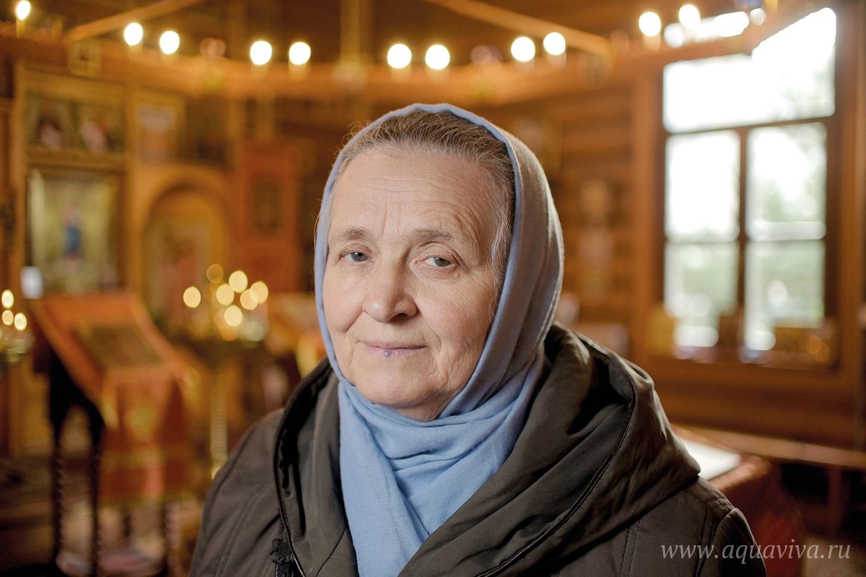 Надежду Федоровну Казей на приходе называют «самая милосердная сестра»