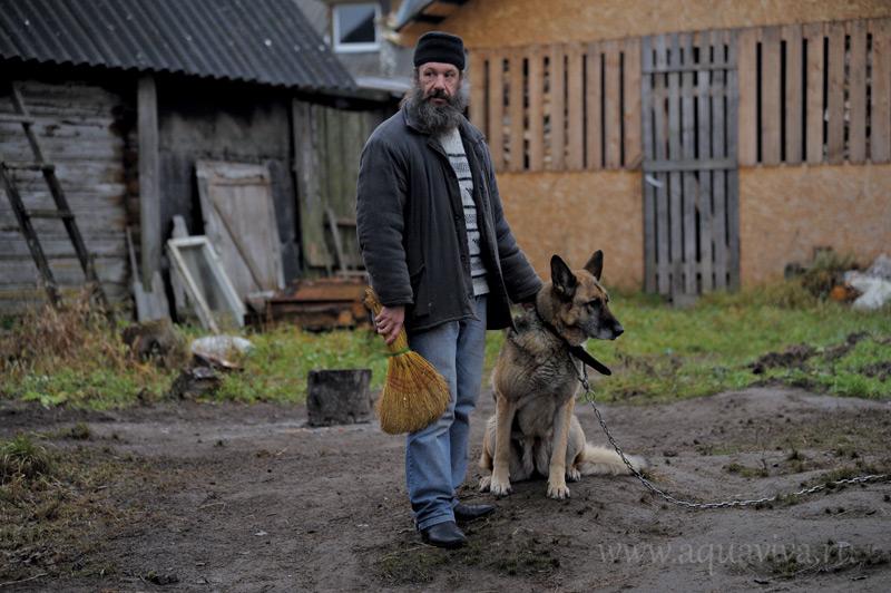Инок Савватий сначала хотел стать насельником монастыря, но сейчас считает, что жизнь на подворье для его души полезней