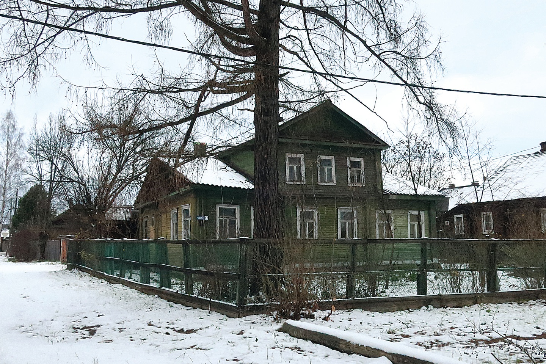 Дом, в котором жил иерей Василий Войк