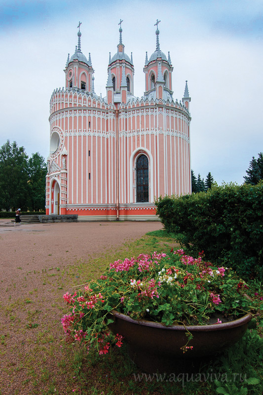 Чесменский храм