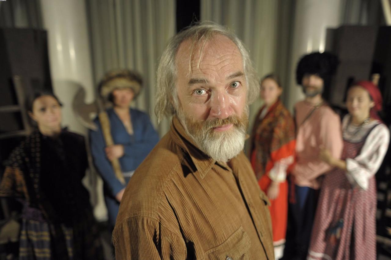 Андрей Грунтовский, руководитель Православного театра народной драмы