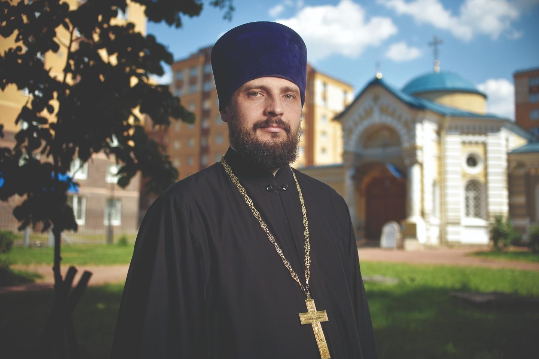 Настоятелем прихода иерей Феодор Кузнецов стал в 2014 году
