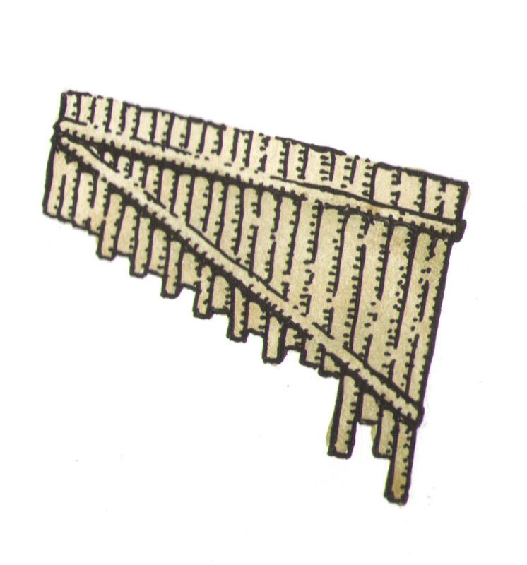 многоствольная флейта (флейта Пана)