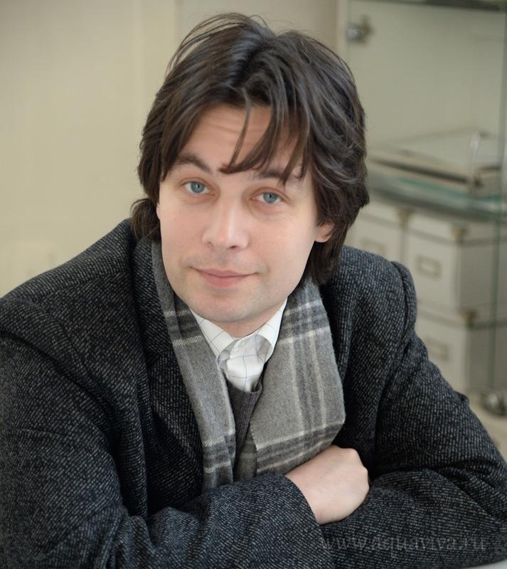 Дмитрий Бохонский, руководитель Культурного центра собора