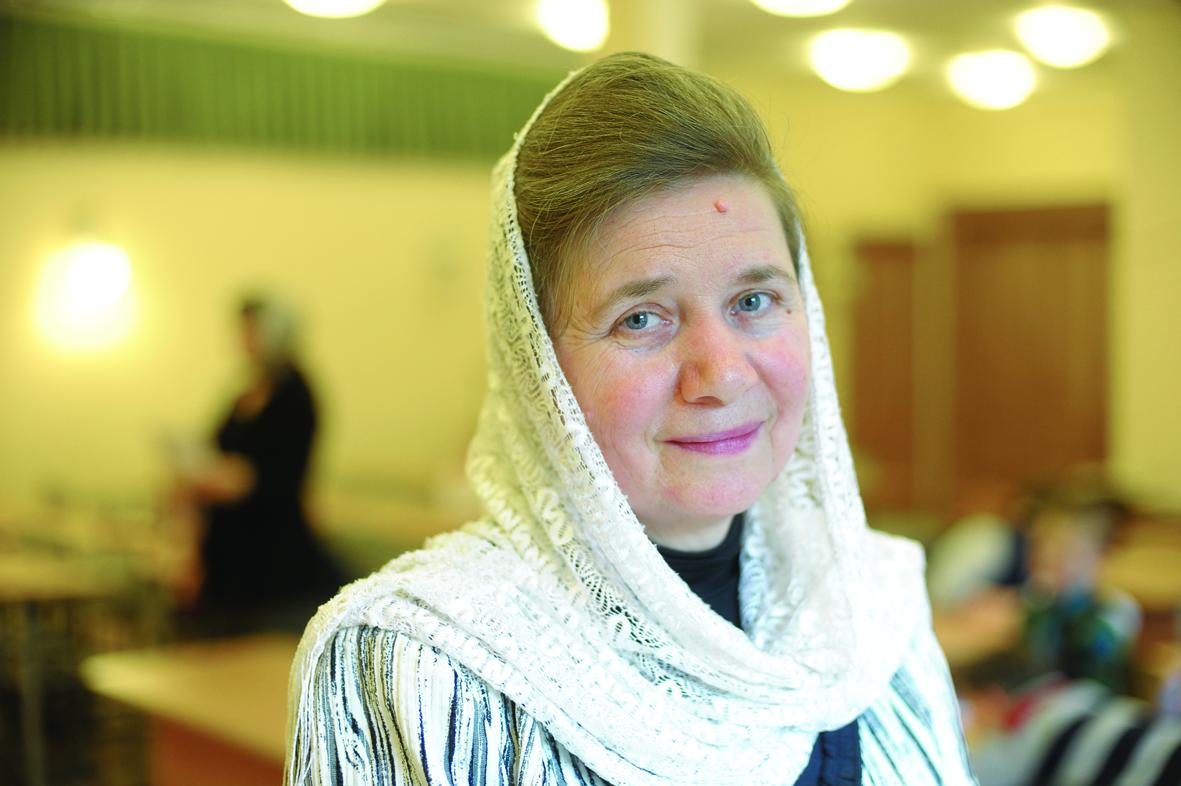 Нина Фёдоровна Шумилова