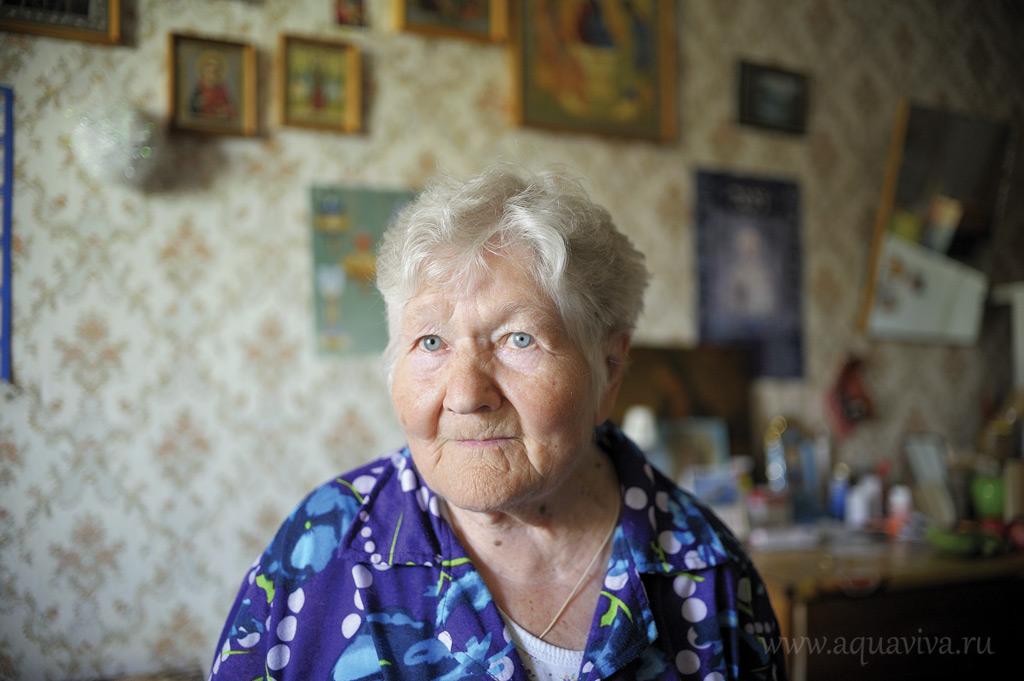 Марьям Менябудиновна Иванова — труженица тыла. «Когда я слышу о войне, меня начинает трясти. Не дай Бог опять этот холод и голод», — говорит она