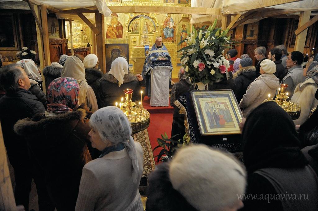 Ключарь собора протоиерей Александр Попов — известный церковный историк