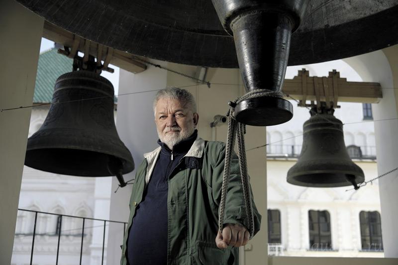 Сергей Старостенков, вице-президент Ассоциации колокольного искусства России