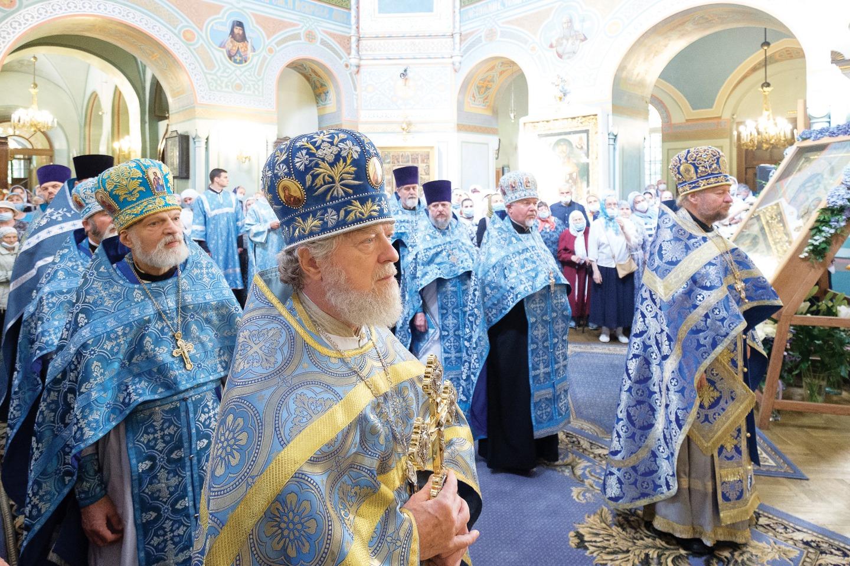 Престольный праздник Смоленской иконы Божией Матери. 10 августа 2020 года