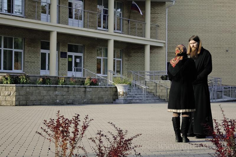 Отец Станислав Распутин принимал участие в VIII Покровском студенческом форуме, который прошел в поселке Вырица 16–19 октября 2014 года. На форуме он презентовал мастерскую «Несем благую весть», призванную показать важность миссионерской работы