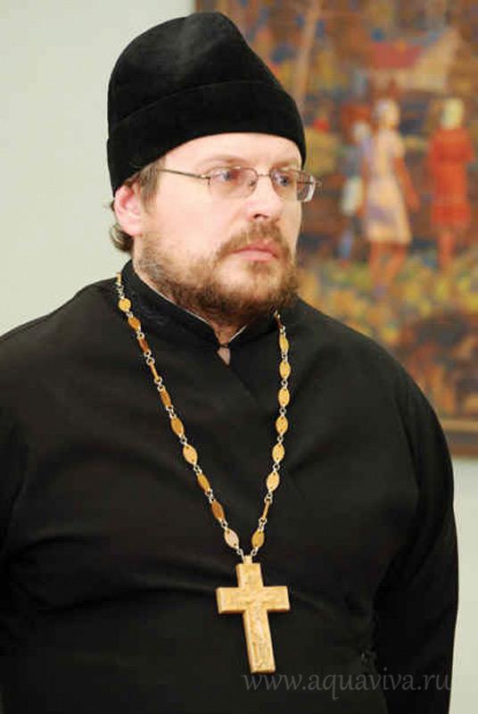Протоиерей Александр Пелин