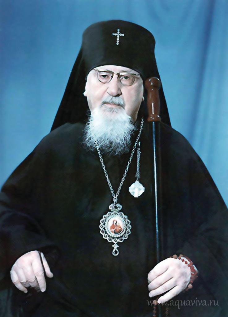 Архиепископ Тихвинский Мелитон (Соловьев)