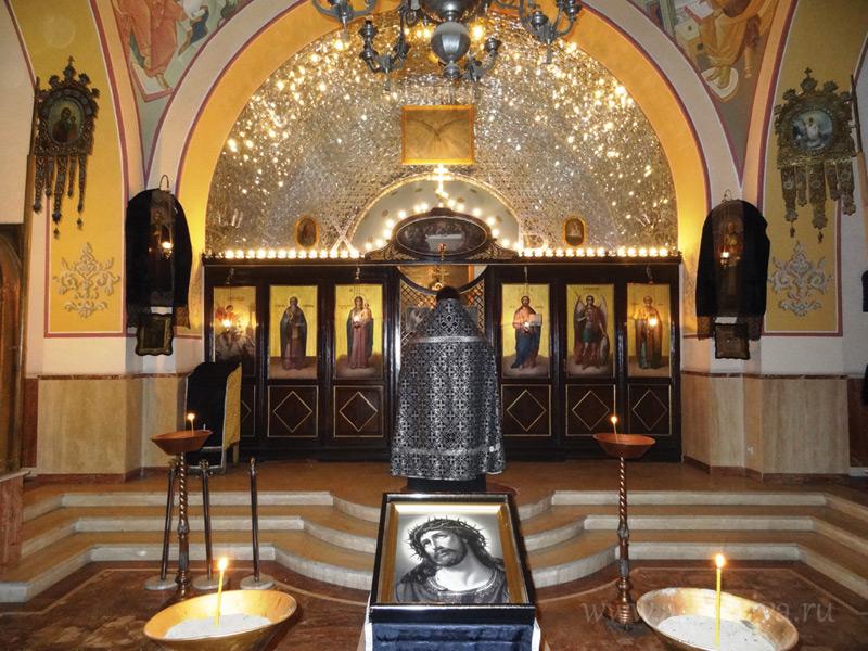 Русская богадельня (старческий дом) имени святого праведного Иоанна Кронштадского в Тегеране