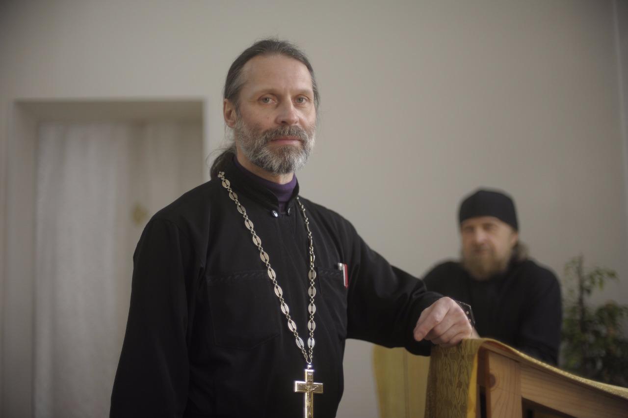 иерей Александр Яковлев