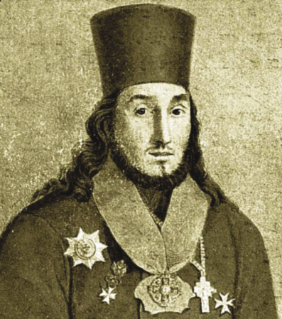 ������ ����-��������� ����� � ����� ����� ��������� ������������� (1758–1807)