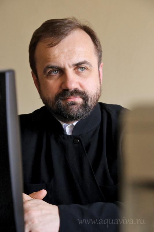 Протоиерей Александр Сорокин