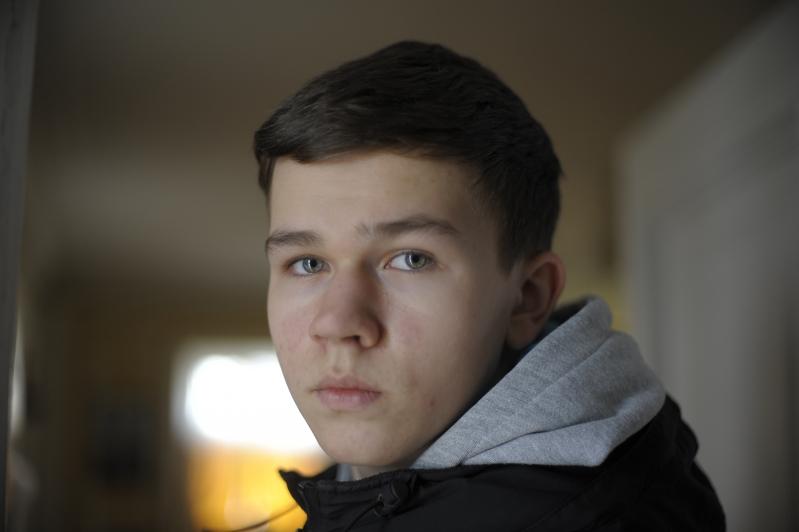 Алексей Соколов, 16 лет