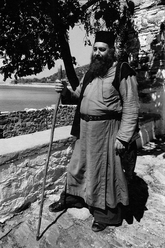 Отец Виталий. 1999 год