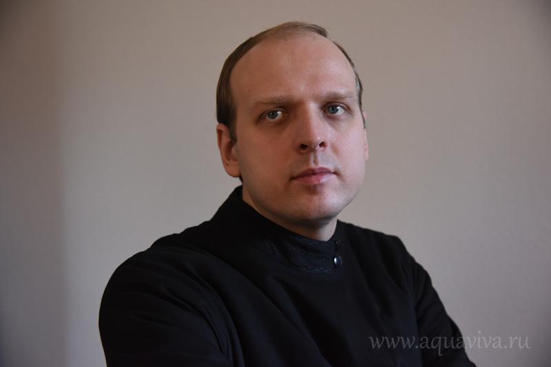 Сотрудник «тюремного» отдела Санкт-Петербургской епархии Петр Белов