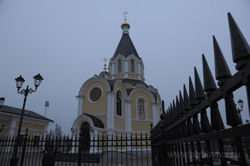 Храм святого Александра Невского в Апраксине станет мемориалом