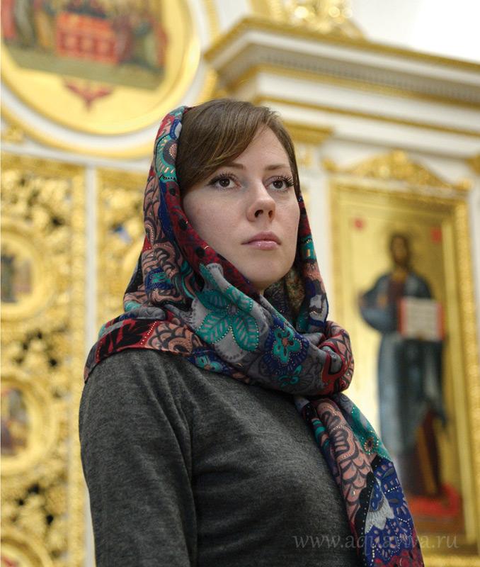 Екатерина Самойленко, руководитель службы приходского консультирования