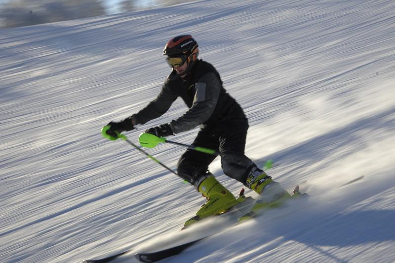 Сергей Александров вихрем ворвался в паралимпийский горнолыжный мир, за три года достигнув результатов, на которые обычно тратится половина спортивной жизни