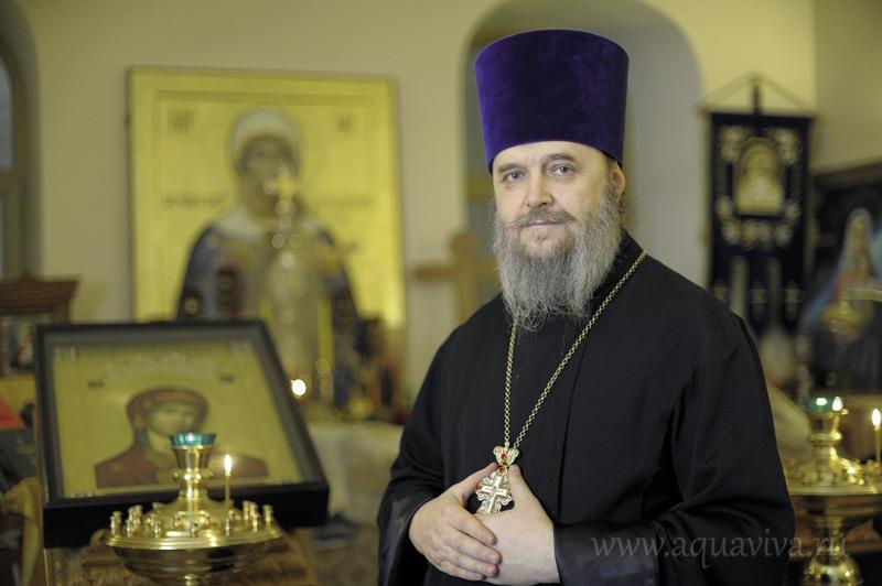 Отец Геннадий Беловолов - неутомимый энтузиаст в деле сохранения памяти об игумении Таисии