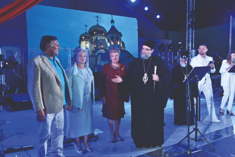Приветственное слово первой леди Кипра госпожи Андри Анастасиадис на фестивале «КипРус». 1 мая 2019 года