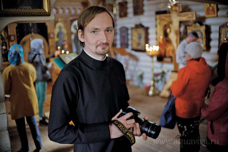Павел Бушуев — фотограф, основатель и главный редактор журнала PhotoCASA