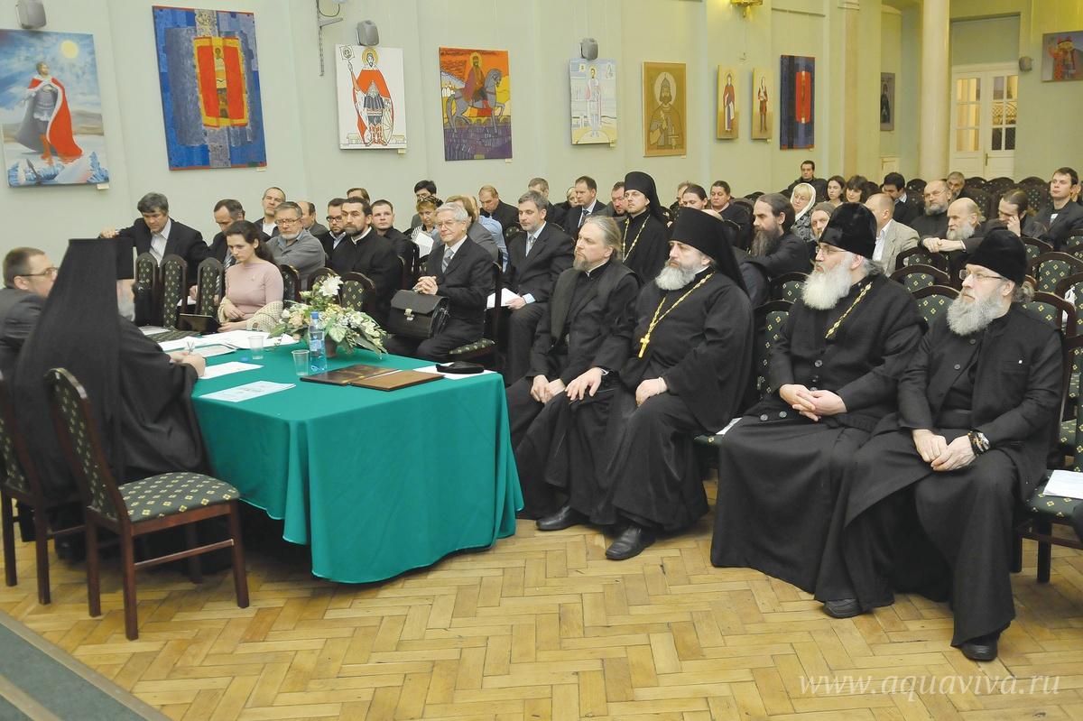 Первое общее собрание братства. 12 декабря 2009 года