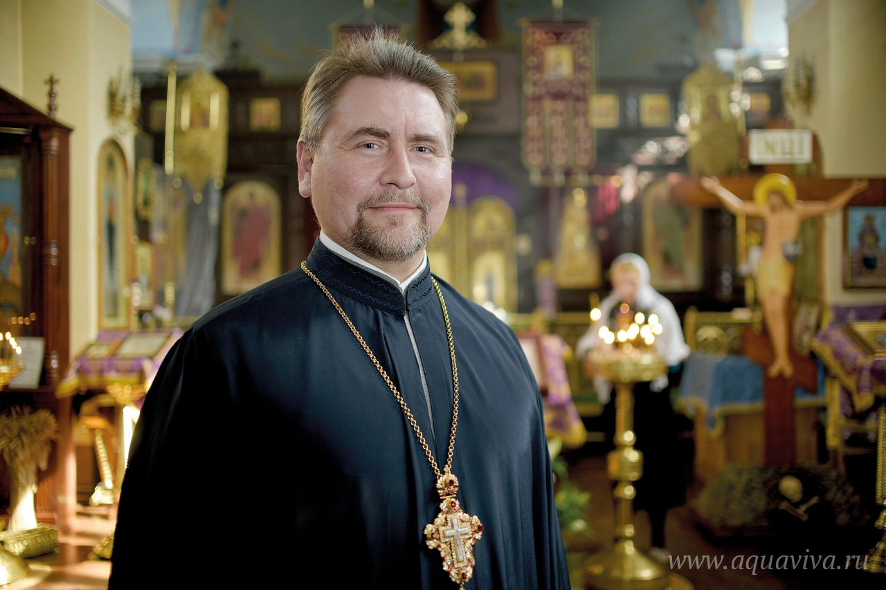 Настоятелем собора протоиерей Димитрий Звездилин был назначен в 2013 году