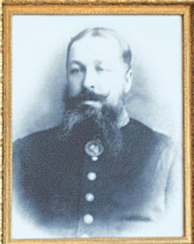Аникита Исидорович Полотнов