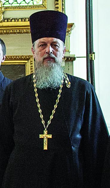Протоиерей Александр Чистяков
