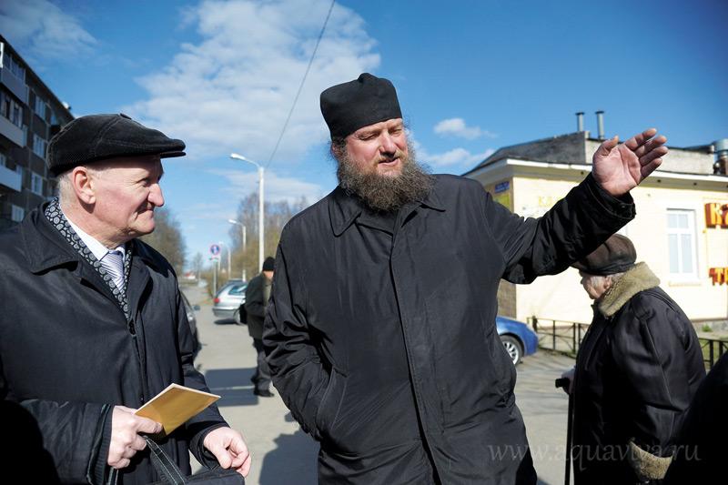 Иерей Сергий Рысев