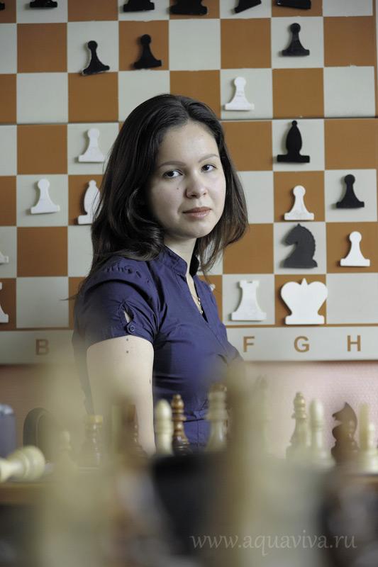 Для Марии Бутук шахматы — и хобби, и работа, и повод для общения с единомышленниками