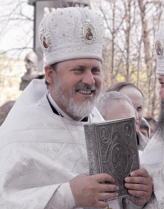 Протоиерей Геннадий Зверев, настоятель