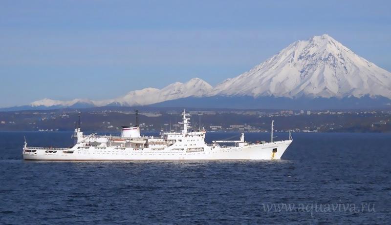 Океанографическое исследовательское судно «Адмирал Владимирский»