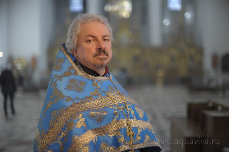 Протоиерей Михаил Погиблов