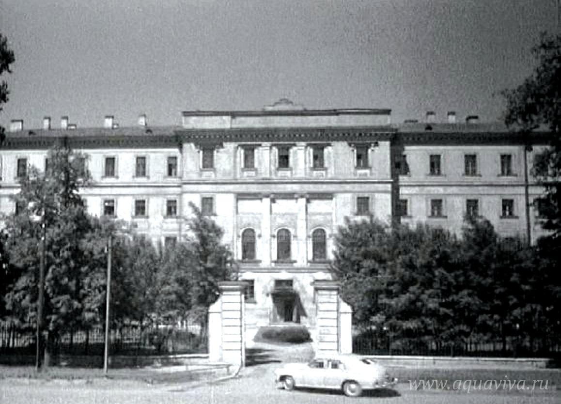Ленинградская духовная академия. 1958–1962 годы