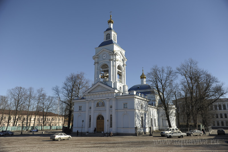 Кафедральный Спасо-Преображенский собор на данный момент является одним из двух действующих храмов города Выборга