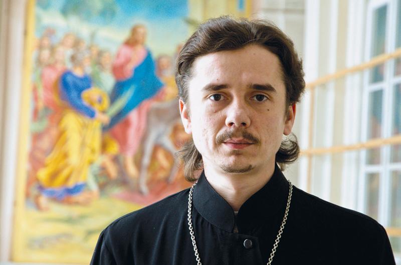 Иерей Георгий Гук, директор воскресной школы